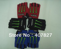 1 Pair Cycling Bicycle/Bike half finger gloves Size XL Exposed Fingers Sport Outdoor New