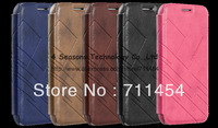 For samsung Galaxy Win i8552 leather case free shipping ST-IP06