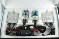 Silvery Color Car Hid Xenon Kit 35W 12V DC Slim Ballas 9005