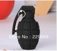 Free Shipping, Top seller! New creative grenade model usb 2.0 memory stick drive without ring, usb flash drive 1-32GB