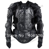 Super Quality Motorcycle Full Body Armor Jacket Spine Chest Protection Gear Size S Free Shipping TK0493
