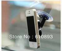 360 degree car holder for GPS phone universal bracket 5 vacuums