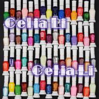 60 colors 2 way nail art polish with brush & pen varnish for the nails tools tool set nail art DIY