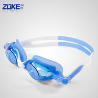 5-color zoke professional fitness child waterproof anti-fog goggles 612502101