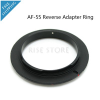 55mm AF-55 Macro Reverse Adapter Ring for sony E NEX NEX-3 NEX-5 NEX-7 NEX-5N NEX-VG10 Free Shipping & tracking number