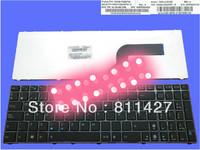 wholesale free shipping brand new laptop keyboard for  ASUS K52 K52DR N61V N60 N61J G73 G60 SPANISH