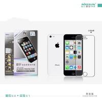 Original Nillkin High-Level CRYSTAL Screen Protector , ANTI-GLARE Matte Screen film for Apple iphone 5c