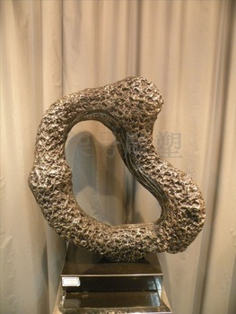 Stone abstract sculpture crafts accessories soft desktop sculpture decoration modern art