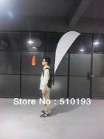 Outdoor Advertising Backpack Banner Flag