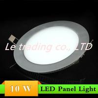 Free shipping 10W Very Good Design AC85~265V white/cold/warm white 180mm LED Panel Light LED Panel Lamp LED Panel Lighting
