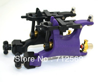 Free shipping 2pcs rotary tattoo machine high quality tattoo machines gun with RCA tattoo kit hot sale