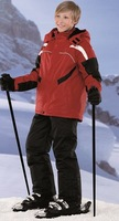 Free shipping  Crane sports male boy child children boy big boy suit ski skiing set