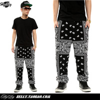 New Fashion Casual religion male Hip Hop Dance Sport sweatpants European Style harem Trousers mens bboy casual pants