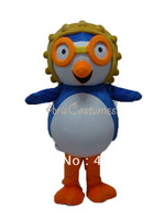 new pororo mascot costume party costumes,cartoon character costumes,carnival costumes