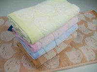 Free Shipping Children towel child soft 100% cotton towel bath towel