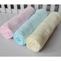 Free Shipping 100% quick-drying cotton gauze washouts beauty towel child towel