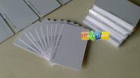 10pcs/lot  EM4305  EM4200 125Khz RFID card Readable &  Writable Rewrite Proximity ID ISO thin cards  Keyfobs