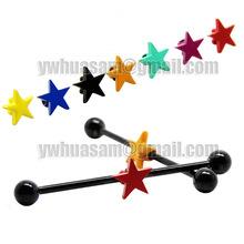 cheap star piercing