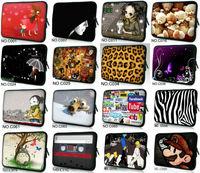 "Many Design Neoprene Bag Sleeve Pouch Cover Case For 7"" Tablet PC eBook eReader MID"