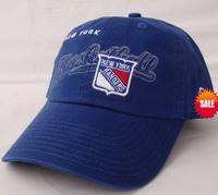 Sun sports cap spring and summer hat blue nhl baseball cap