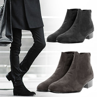 2013 male boots high boots tidal current male elevator pointed toe boots fashion boots