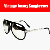 Free Shipping ! Fashion Vintage Luxury Sunglasses Designer 100% UV 400 Protect Eyewear Men Women Wayfarer Sun Glass