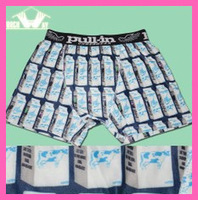 Hot selling free shipping trend fashion NEW lovely colorful candy pull in boxer for men sexy underwear for husband sweety gifts