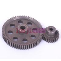 HSP RC 1:10 11184 & 11176 Differential Steel Metal Main Gear 64T 64 Motor Gear 26T 26 teeth
