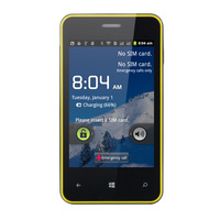 Free shipping MP620 Black and Yellow original mini S3 3.5'' (480*320) 256MB+256MB Quad Band Dual battery Dual SIM