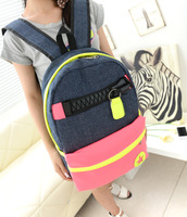 Backpack male women's handbag 2013 student school bag casual sports backpack travel bag