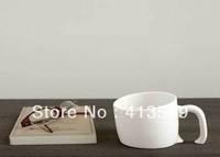 "Wholesale Fedex Free Shipping Novelty Ceramic Treasure Mug ""buried"" coffee cup Sinking Mug"