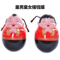 Classic hot-selling lucky piggy bank fine gifts budaoweng piggy bank