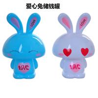 Piggy bank derlook rabbit piggy bank cartoon gift