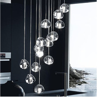 Free shipping Mizu 15 Light Pendant   pendant lamp lighting