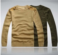 2013new fashion Brand New POLO MEN'S  SWEATERS Jumper Man  o-neck  collar 96