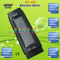 CEM DT-123 Wood Moisture Meter, Figure/digital dual display portable moisture meters , Free shipping