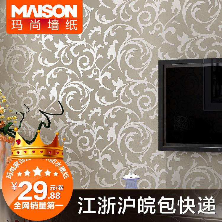 behang roll 3d-wandpanelen t mode korte slaapkamer woonkamer