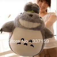 Hot sale! Free shipping 50cm plush my neighbor totoro toy, stuffed anime doll, cute christmas gift for children, 1pc