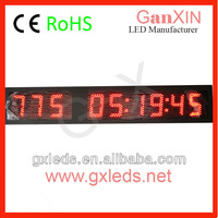 5 inch led countdown clock