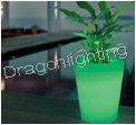 LK-2729F flower pot / waterproof  LED flower pot/  color changing RGB led light / garden light