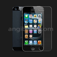 Free Shipping 1pcs Premium Real Tempered Glass Film Screen Protector Scratch Guard for iPhone 5C
