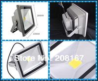 10pcs/lot  DC 12V/24V 50W Warm White/Cool White Landscape Lighting Waterproof LED Floodlight  /LED Outdoor Lamp FL-103