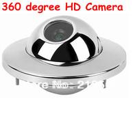 Fisheye 360 Degree Sony CCD 700TVL Vandal Proof CCTV Dome Camera