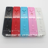 Drop shipping white 100% compatible wireless Remote Controller for Nintendo Wii