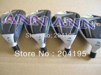 4 PC R-Bladez Stage2 Golf Hybrid (#2/#3/#4/#5) with Graphite Shaft R/S Flex Free Headcover freeshipping