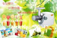 Free shipping-300 watt electric watt wheatgrass juicer,fruit juicer extractor