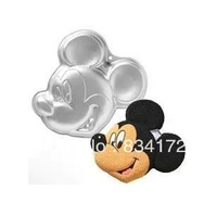 New 1 X Is the cake mould cute Minnie aluminum cartoon creative cake mould mold baking tools