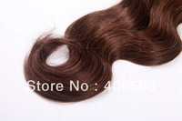 DHL free shipping  5a highest quality unprocessed  virgin hair 4pcs lot Brazilian real remy human body wave hair extension