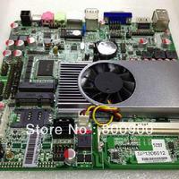 1037U ITX New slim 12VDC MSATA MINI PCI-E Dual 8LVDS SMI Card Motherboard