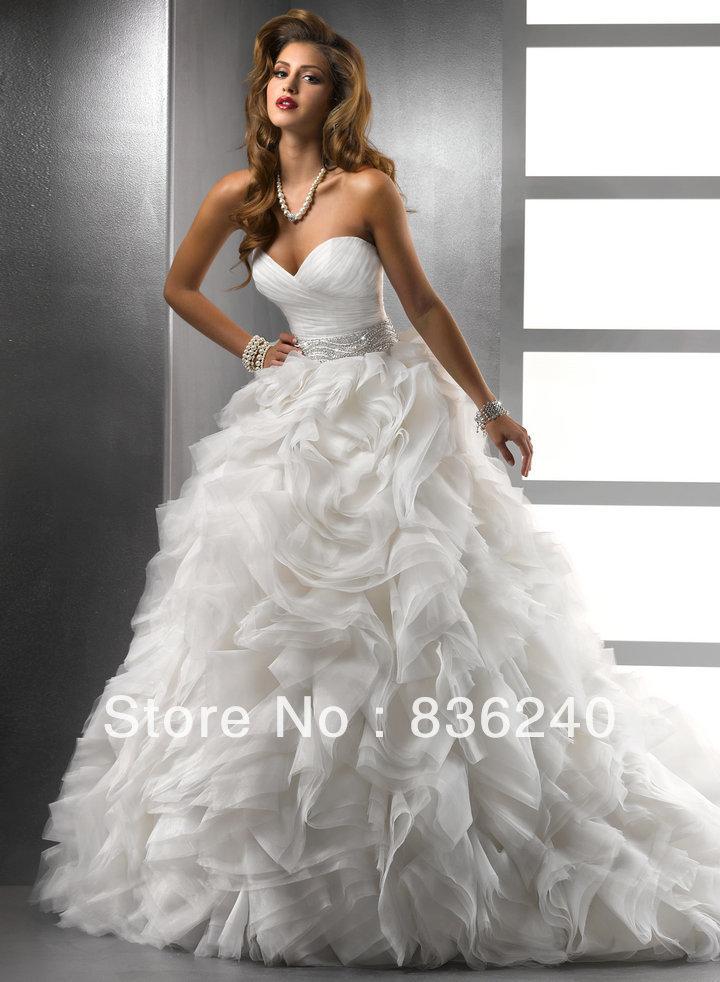 Bling Wedding Belts Belt Puffy Wedding Gowns